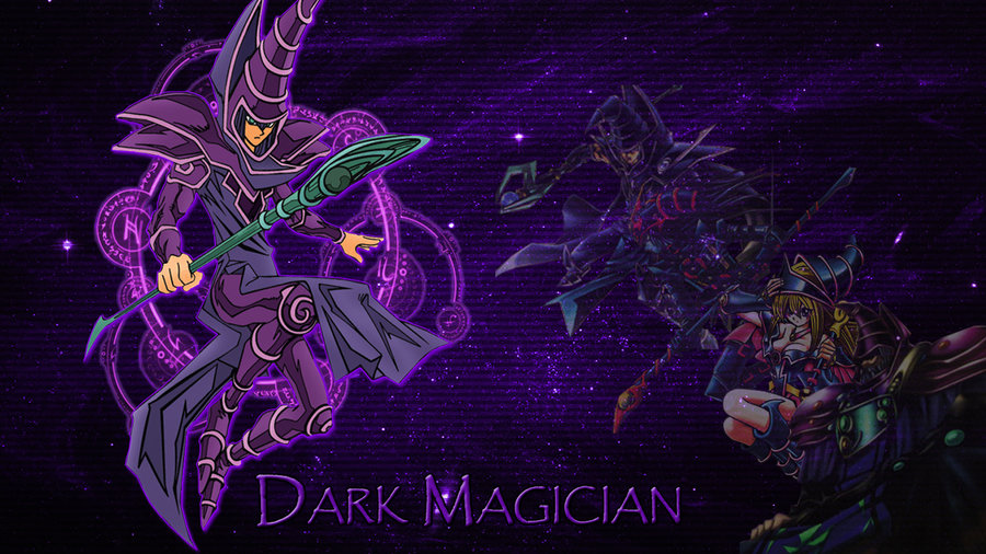 Dark Magician Wallpaper Hd