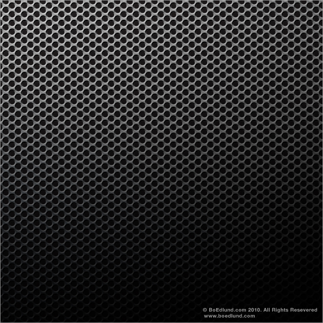Dark Metallic Mesh Grate Background PSD Photoshop Graphics Bo 650x650