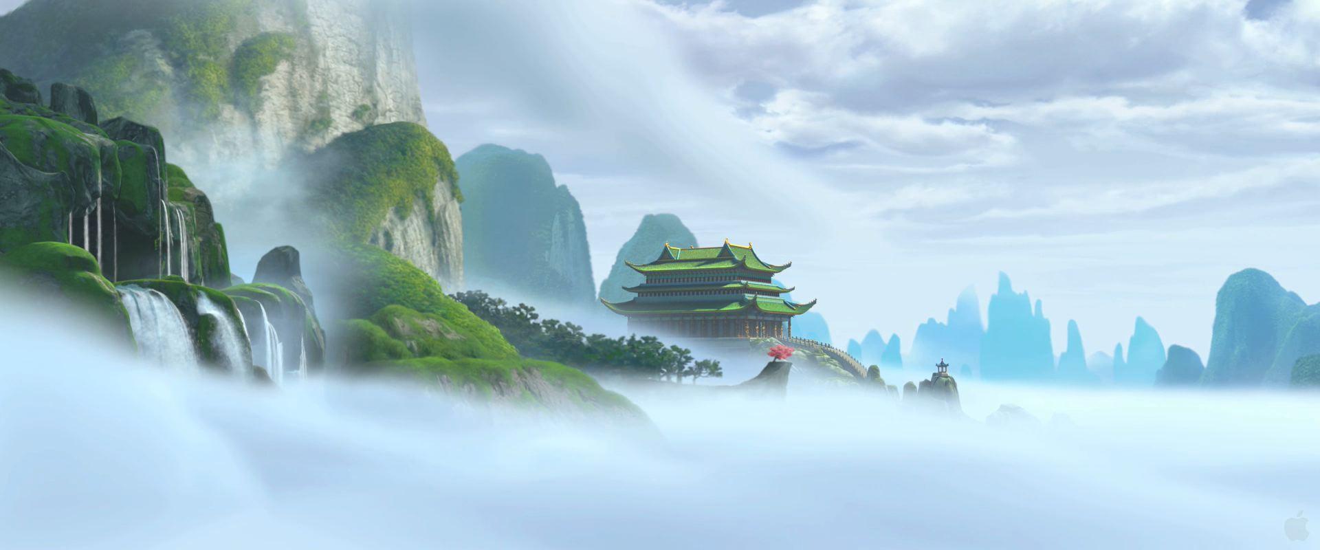 Kung Fu Desktop Wallpaper