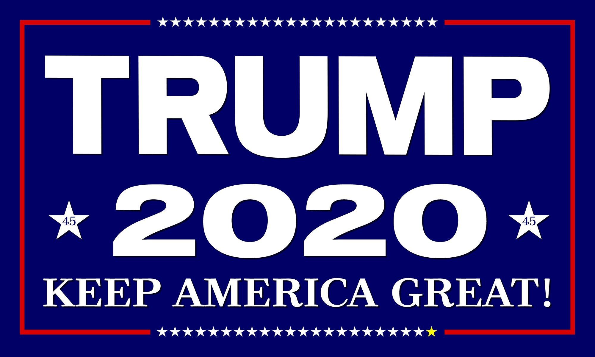12] Donald Trump 2020 Wallpapers on WallpaperSafari 2000x1200
