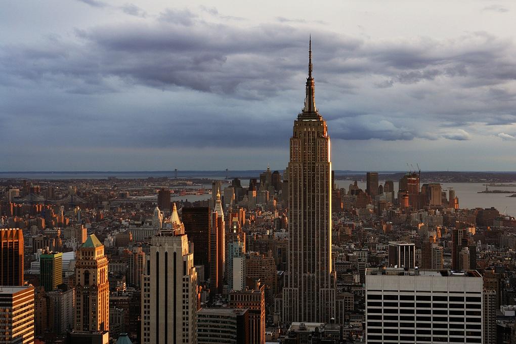 New York State Wallpaper 1020x680