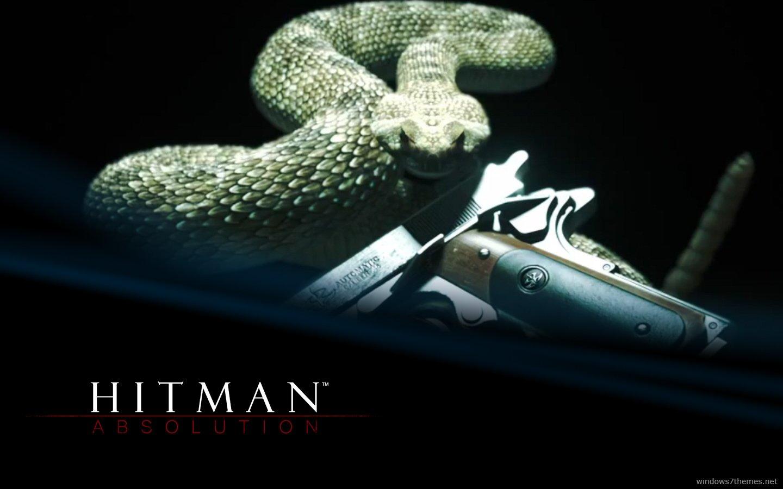 Hitman Absolution HD desktop wallpaper High Definition 1440x900