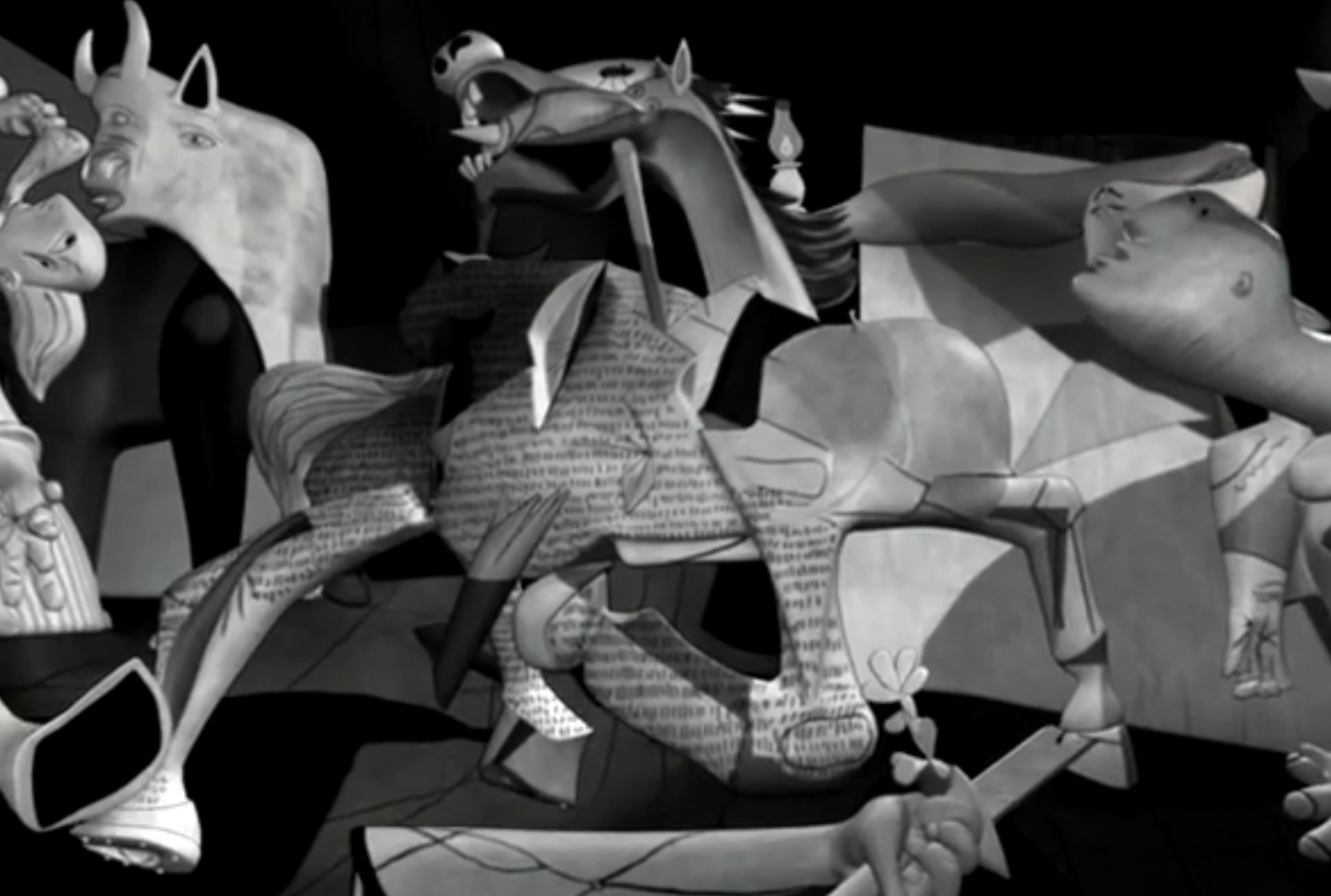The gallery for   gt Guernica High Resolution 1402x944