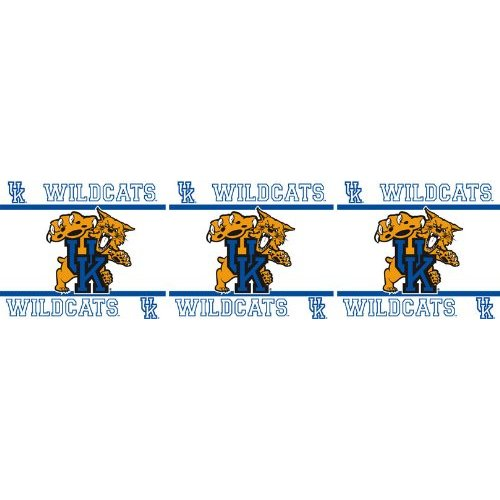 University of Kentucky Wildcats Wall Border 500x500