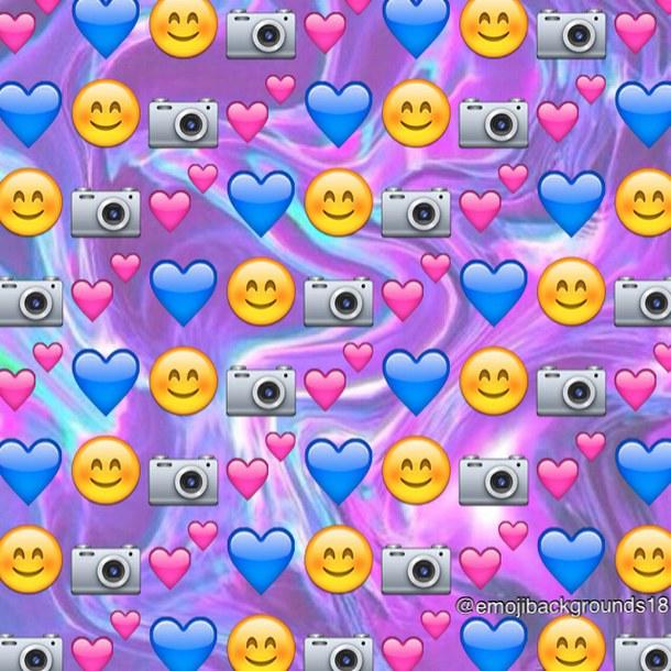 49+ Emoji Wallpaper Cute Pictures