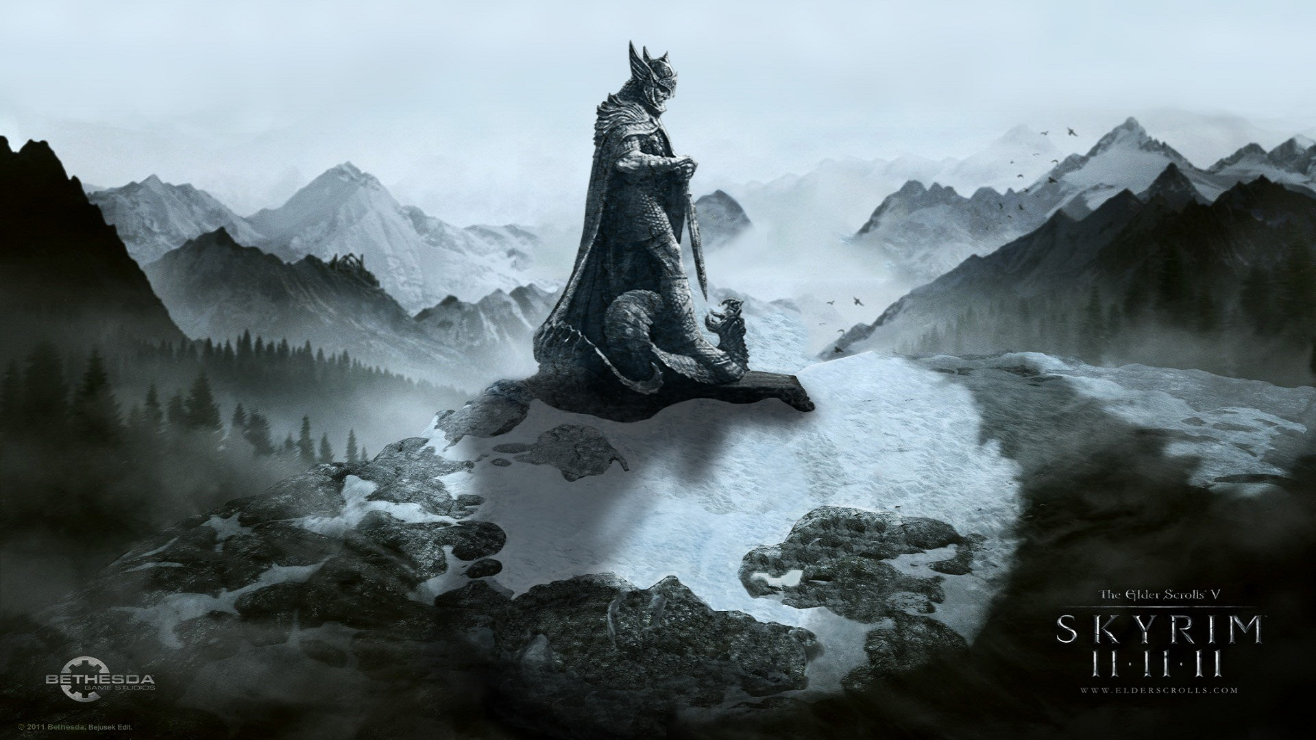 Free Download The Elder Scrolls V Skyrim Wallpapers Downloads