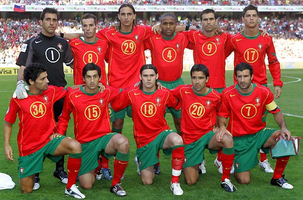 My Life Craze My Sports Collection Portugal Football Team 600x397