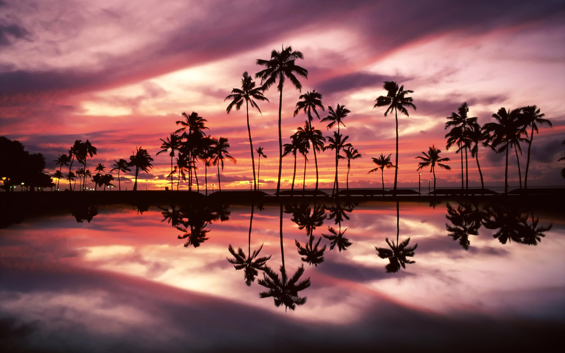 Beach Park Honolulu Oahu Hawaii   wallpaper   Beach Wallpapers 1920x1200