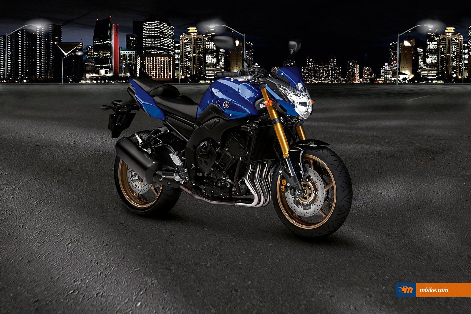 2010 Yamaha FZ8 FZ8N Wallpaper   Mbikecom 1600x1067