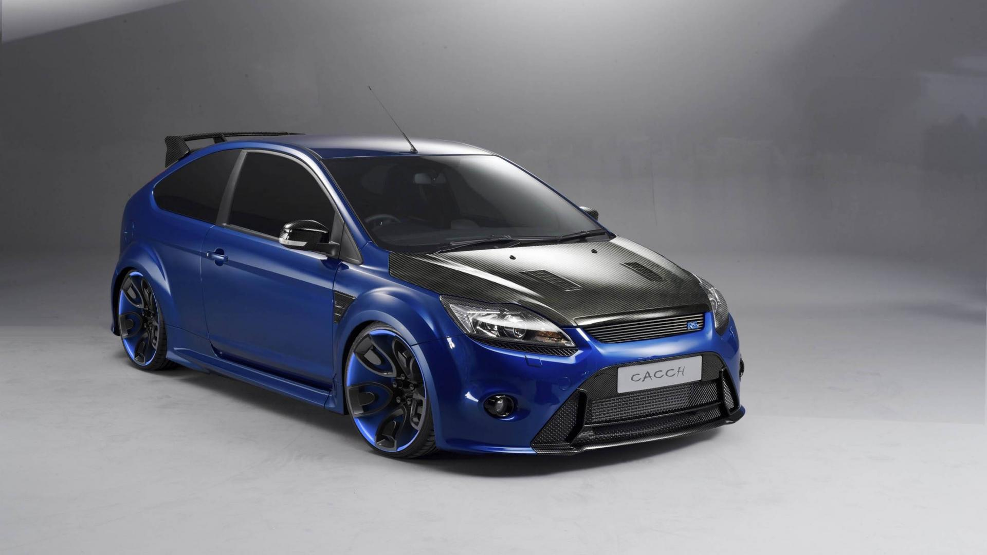 Ford focus rs wallpaper 36282 1920x1080