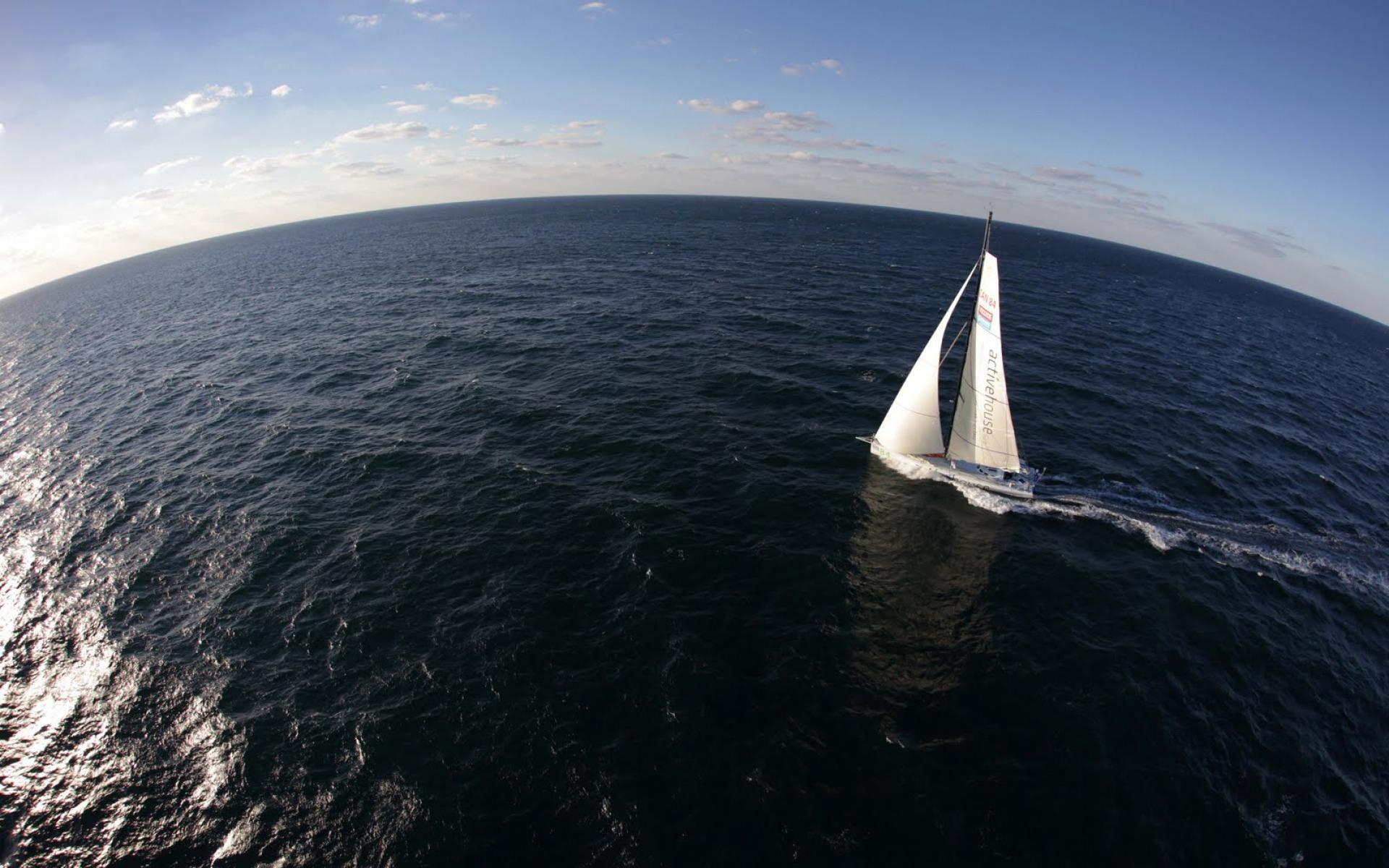 Sailing Around The World wallpapers Sailing Around The World stock 1920x1200