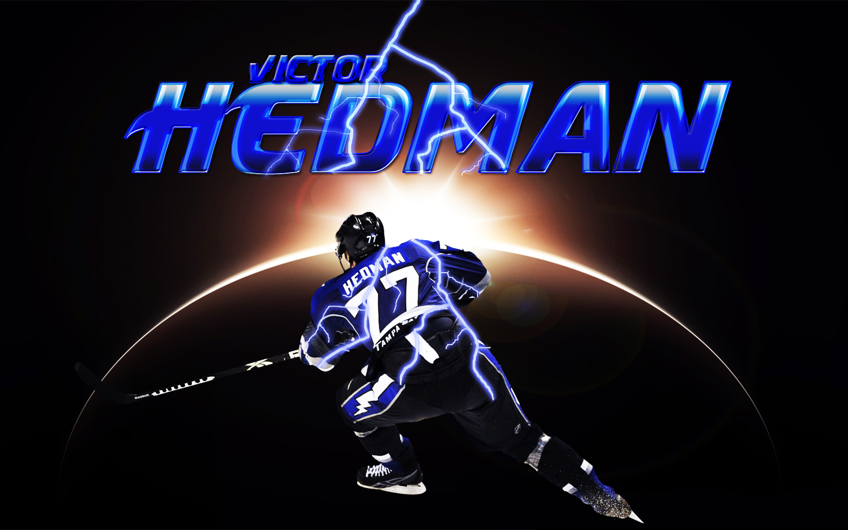 NHL Tampa Bay Lightning Victor Hedman wallpaper 2018 in Hockey 1680x1050