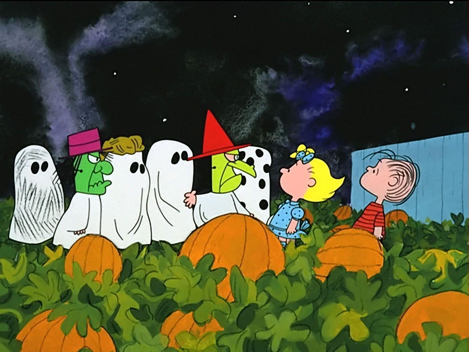 Great Pumpkin Charlie Brown Wallpapers 1600x1200