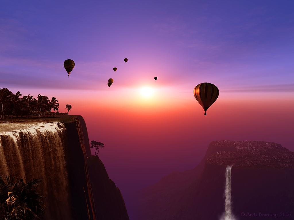 Beautiful Mountain View Desktop Wallpapers