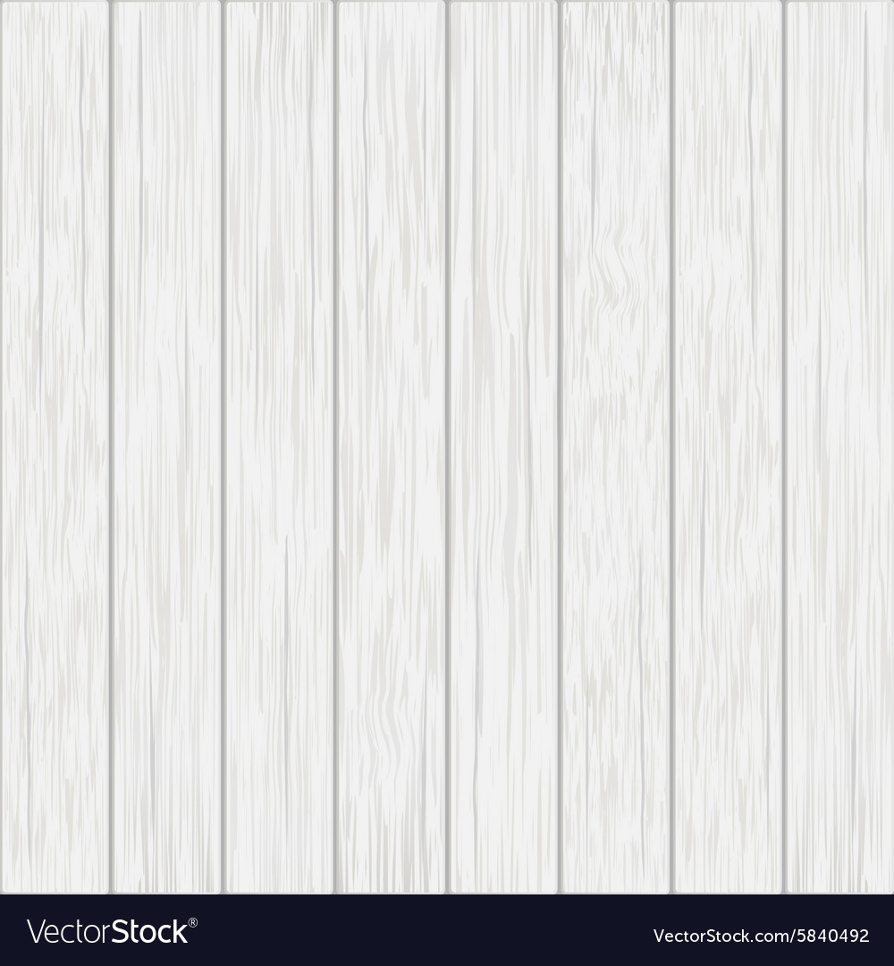 White wood boards background Royalty Vector Image 1000x1080