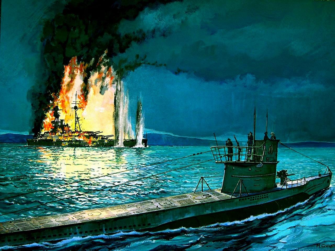 Military   Submarine Wallpaper 1280x960