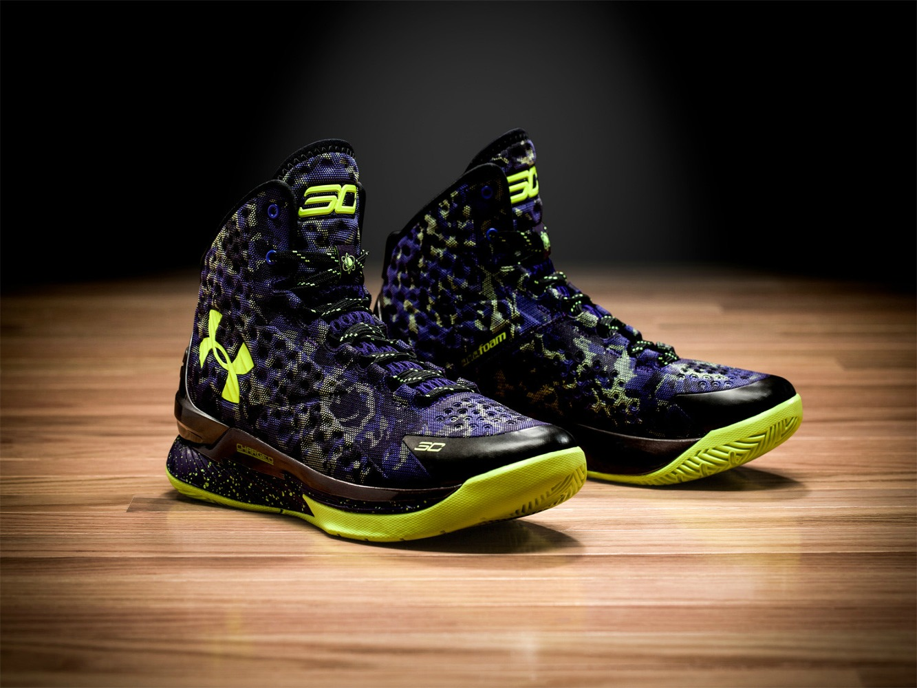 67ba602d51e Under Armour Curry One Dark Matter All Star PE KICKS 1333x1000