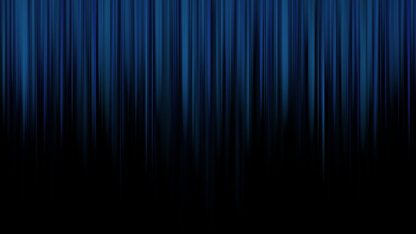 1366x768 Black and Blue Stripes desktop PC and Mac wallpaper 1366x768