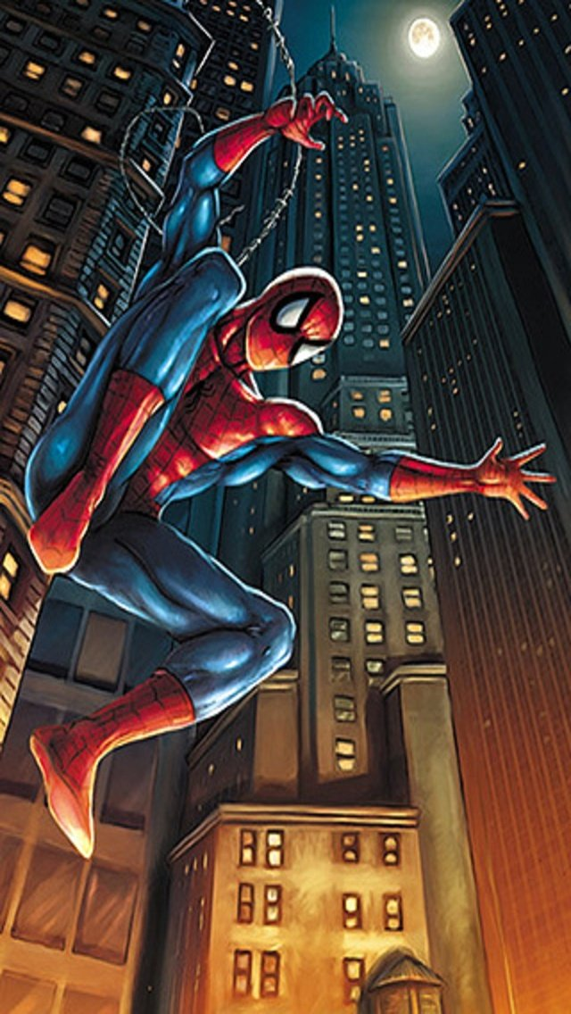 50 spider man iphone 6 wallpaper on wallpapersafari - Iphone 6 spiderman wallpaper ...