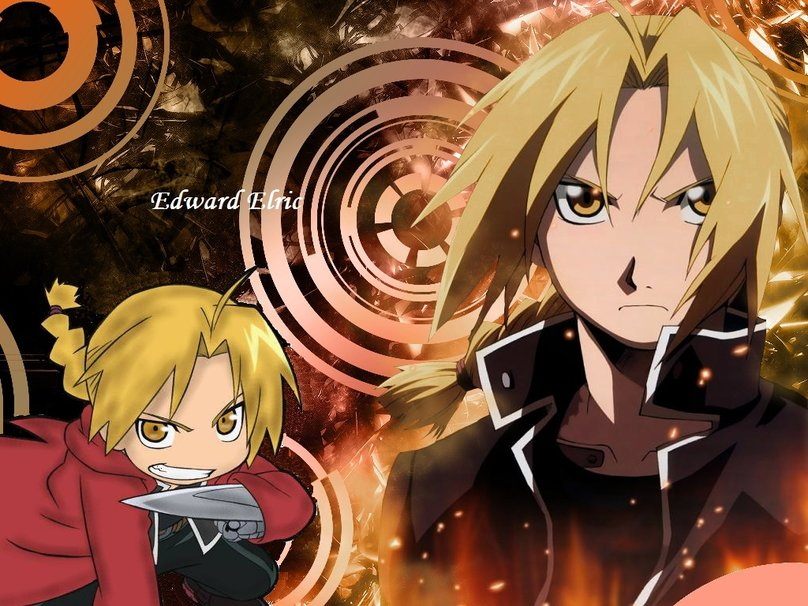 Edward Elric wallpaper   ForWallpapercom 808x606