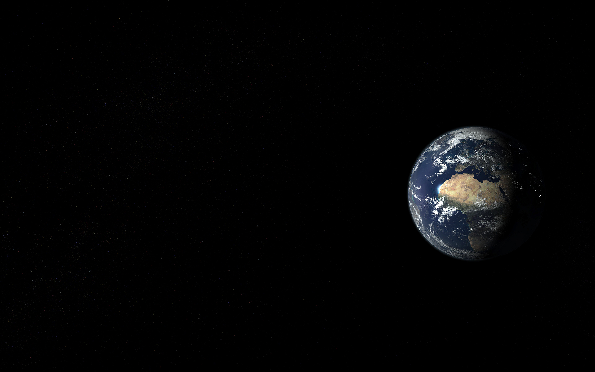 Earth From Space 19 Wide Wallpaper - Hivewallpaper.com