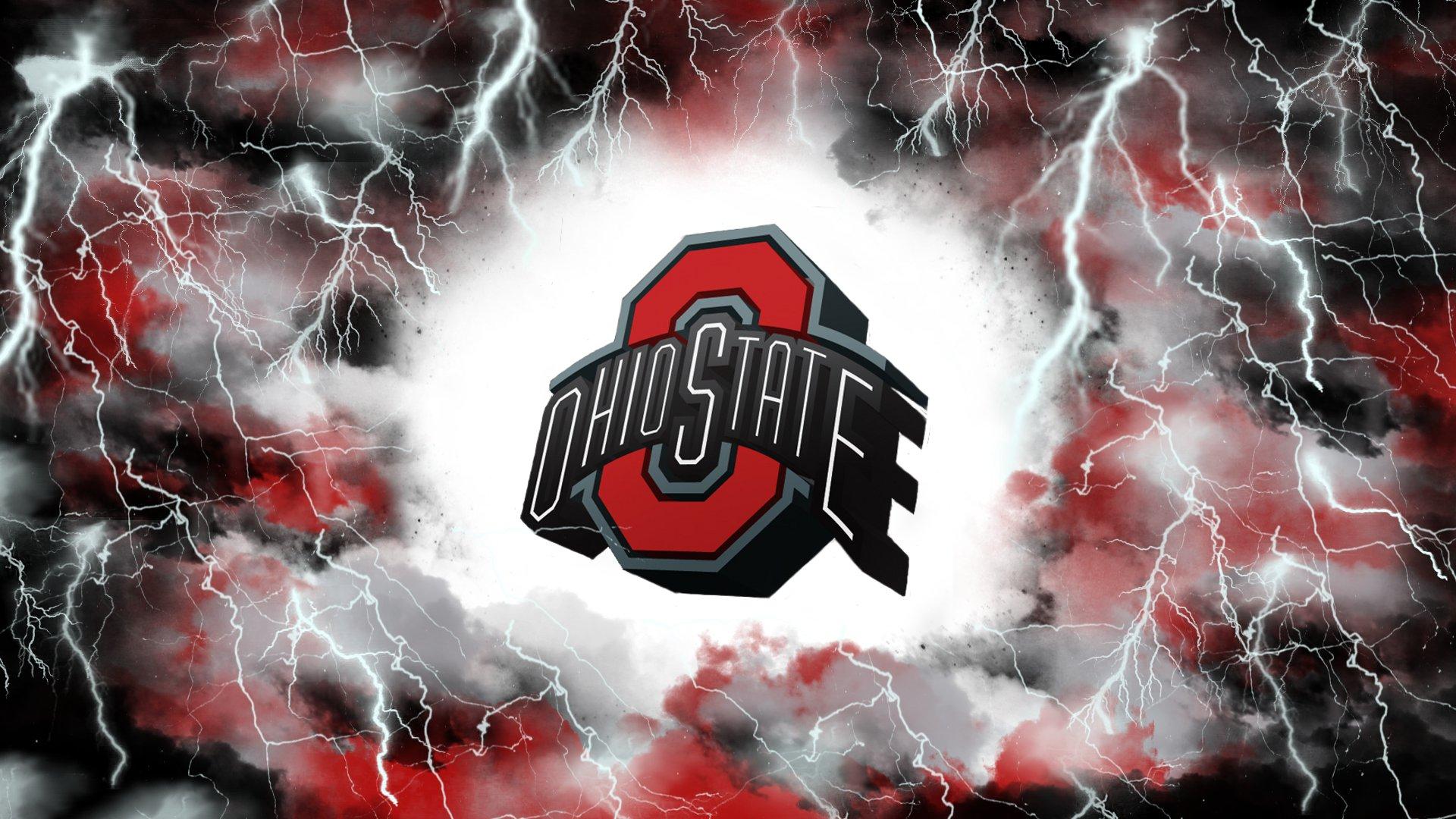 Pin Ohio State Football Osu Helmet Logo Facebook Cover 1920x1080