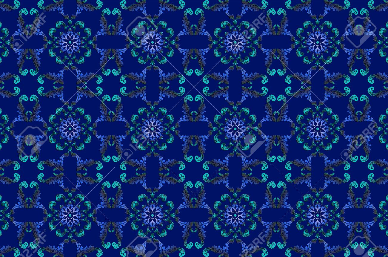 Ultramarine Background From Vintage Blue And Light Turquoise 1300x860