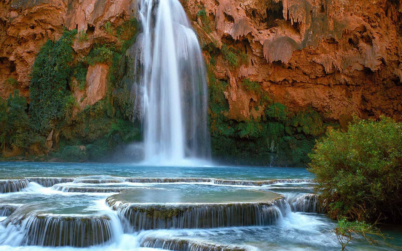 HQ Havasu Falls Arizona Wallpaper   HQ Wallpapers 1440x900