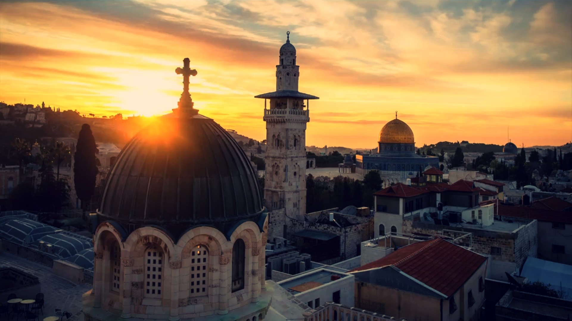 Jerusalem Wallpapers and Background Images   stmednet 1920x1080