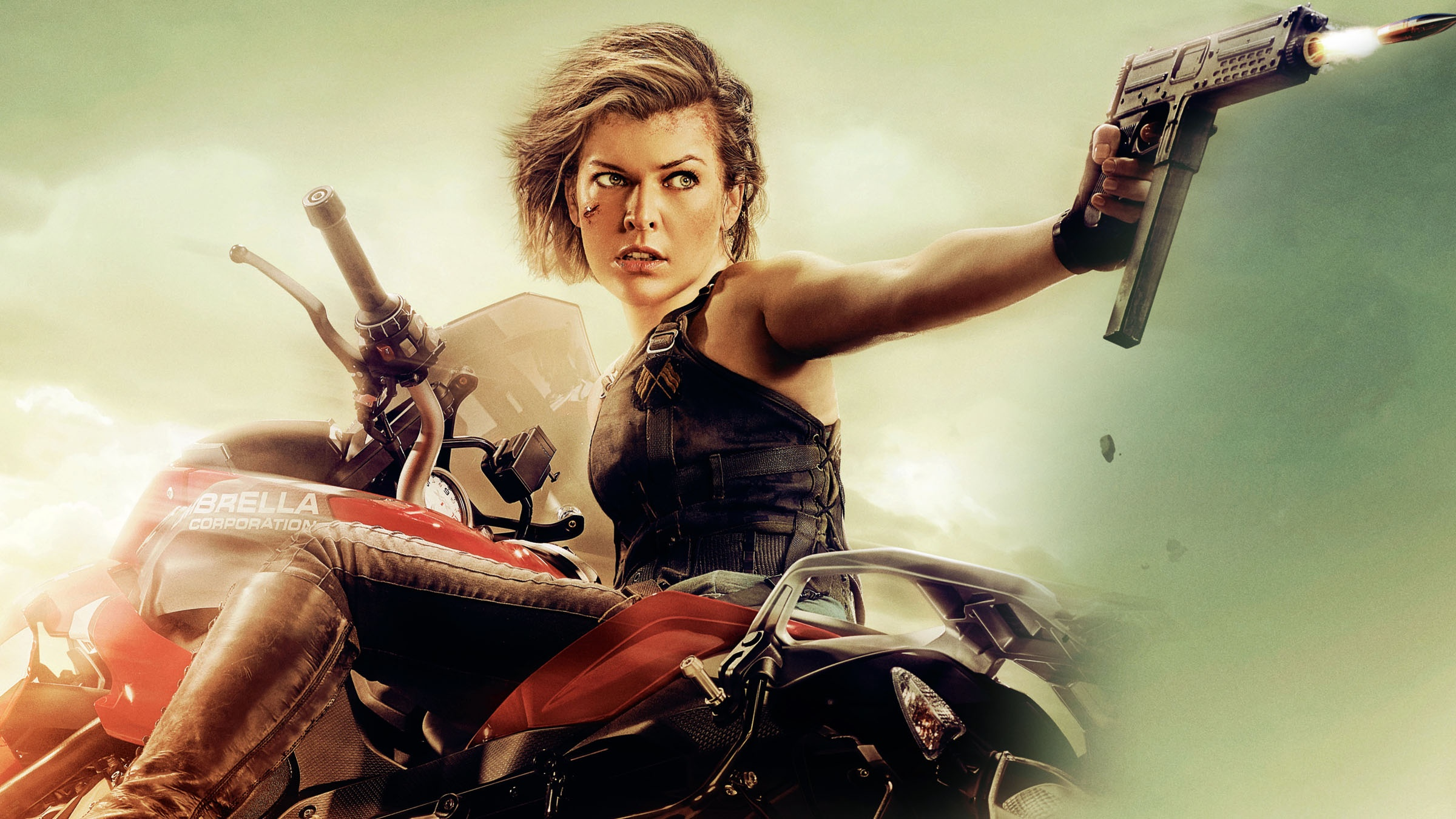 resident evil movies - HD2400×1350
