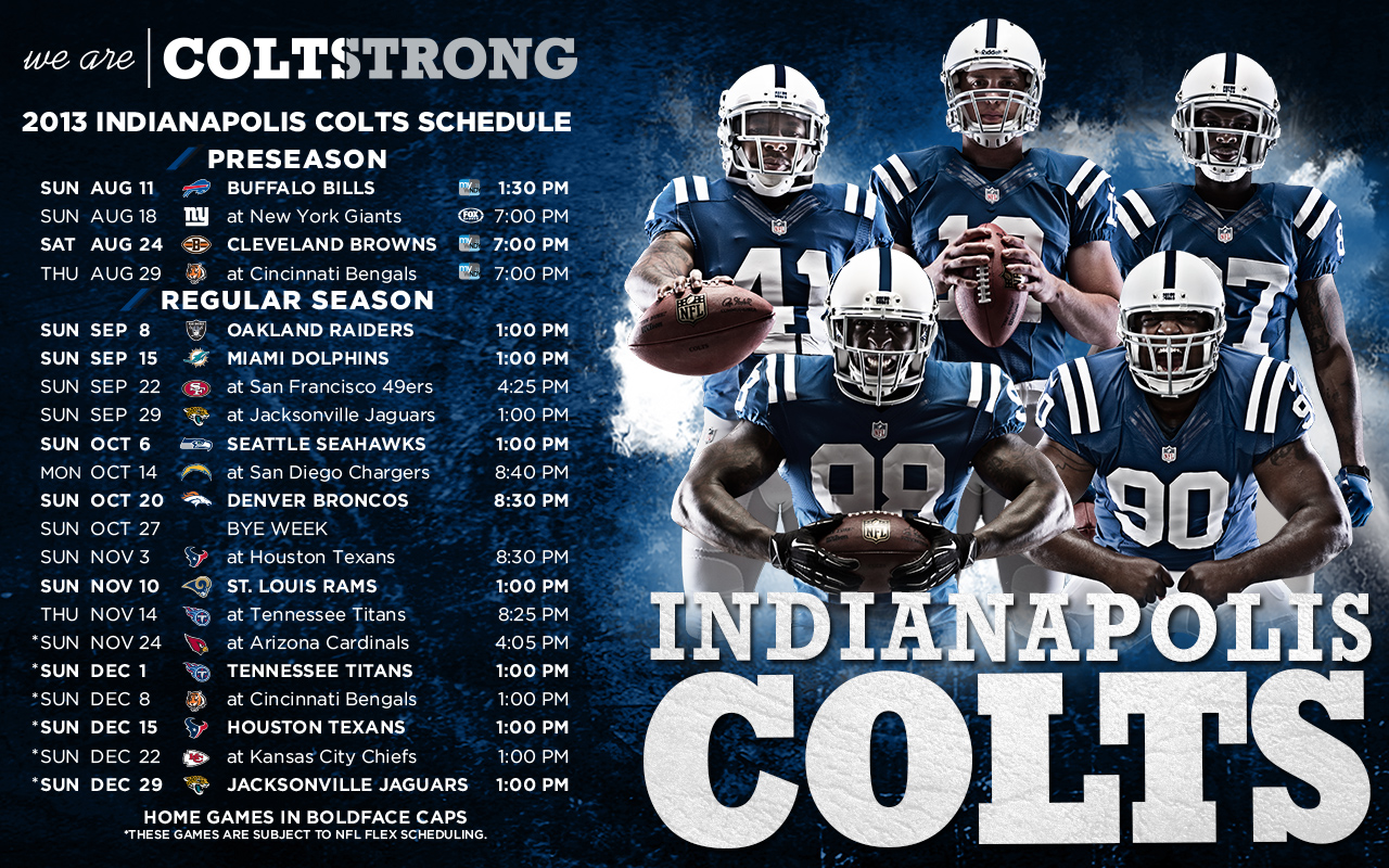 Coltscom COLTSTRONG Wallpapers 1280x800