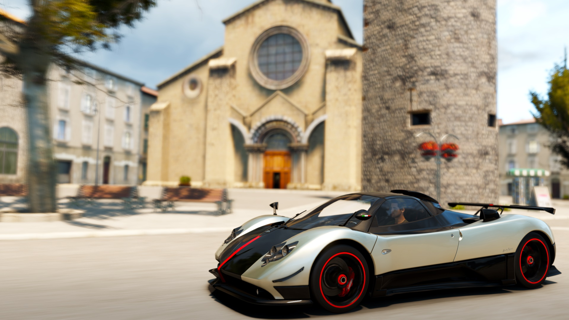 Forza Horizon 2 Wallpaper 1080p Pagani 1920x1080