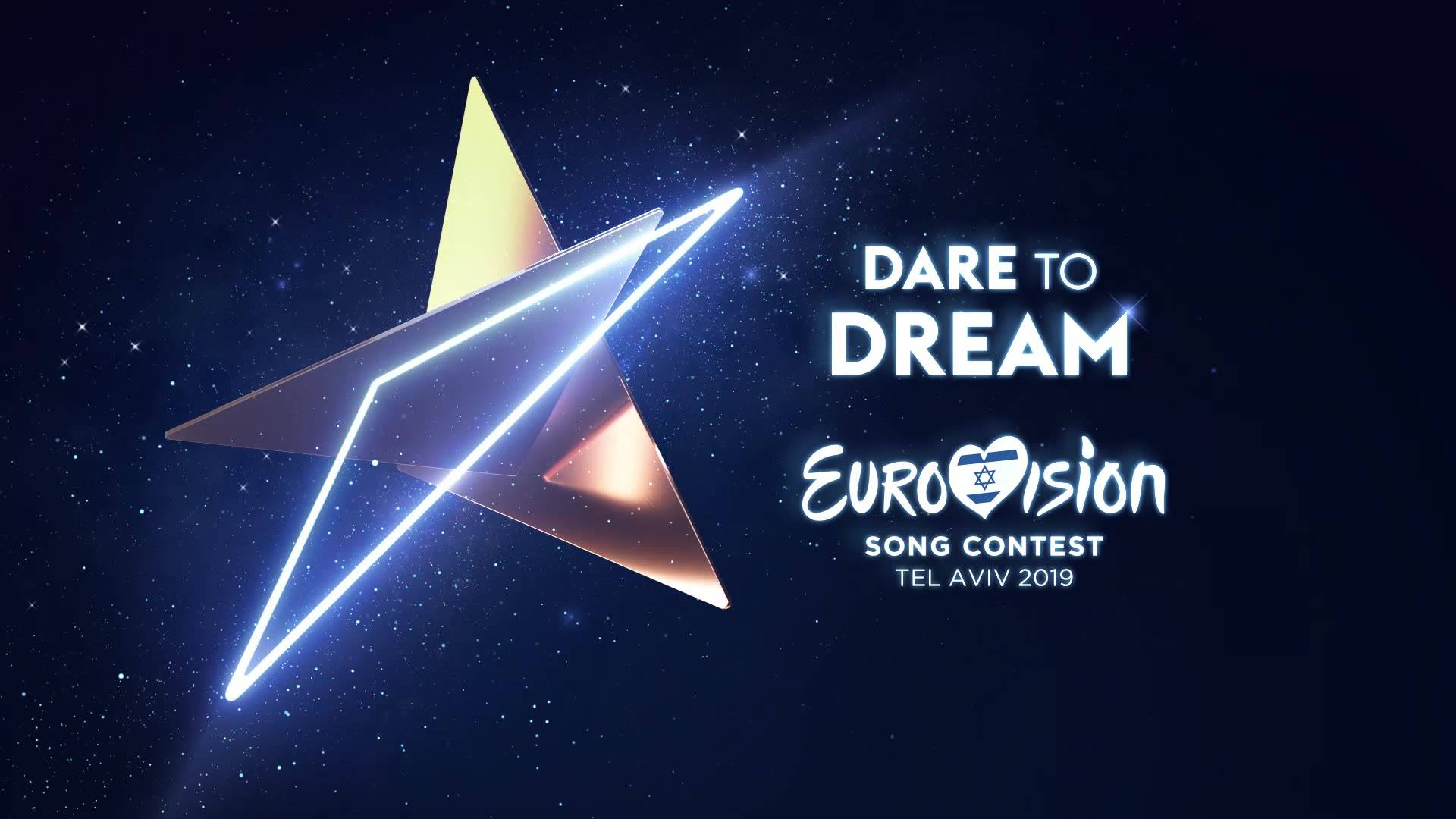 Eurovision Song Contest   Logo for the Eurovision Song Contest 1920x1080