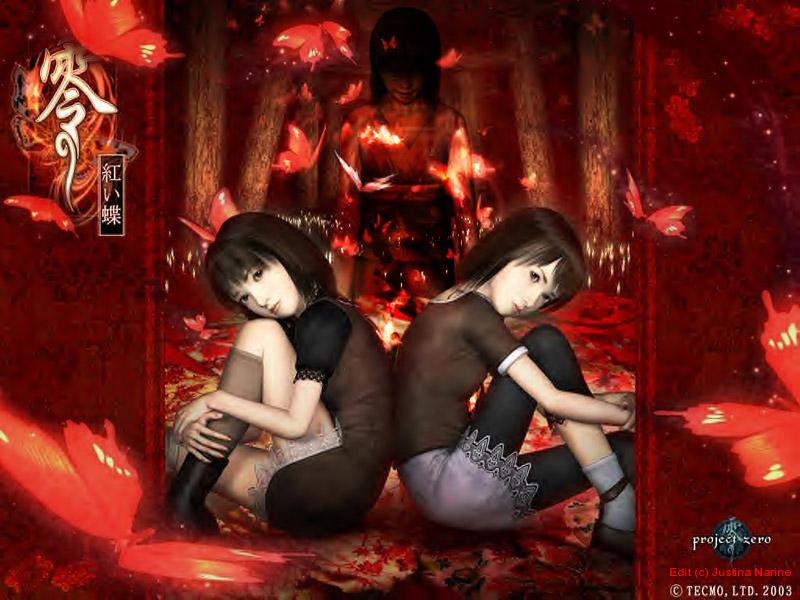 Fatal Frame 2 Wallpaper by GuyaricanKitten 800x600