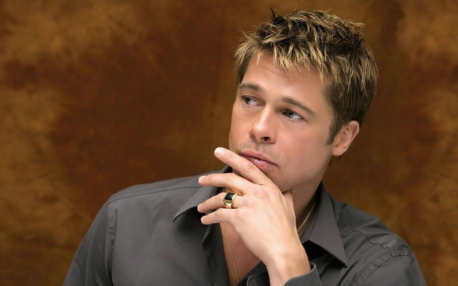 Brad Pitt wallpapers   Best HD Desktop Wallpaper 1600x1000
