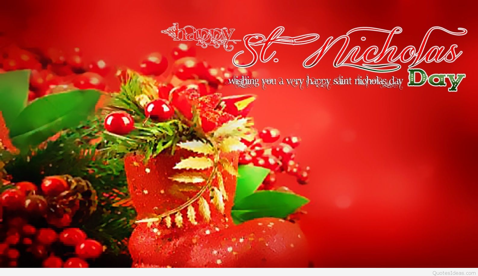 Background Happy St Nicholas Day 2015 wishes 1587x917