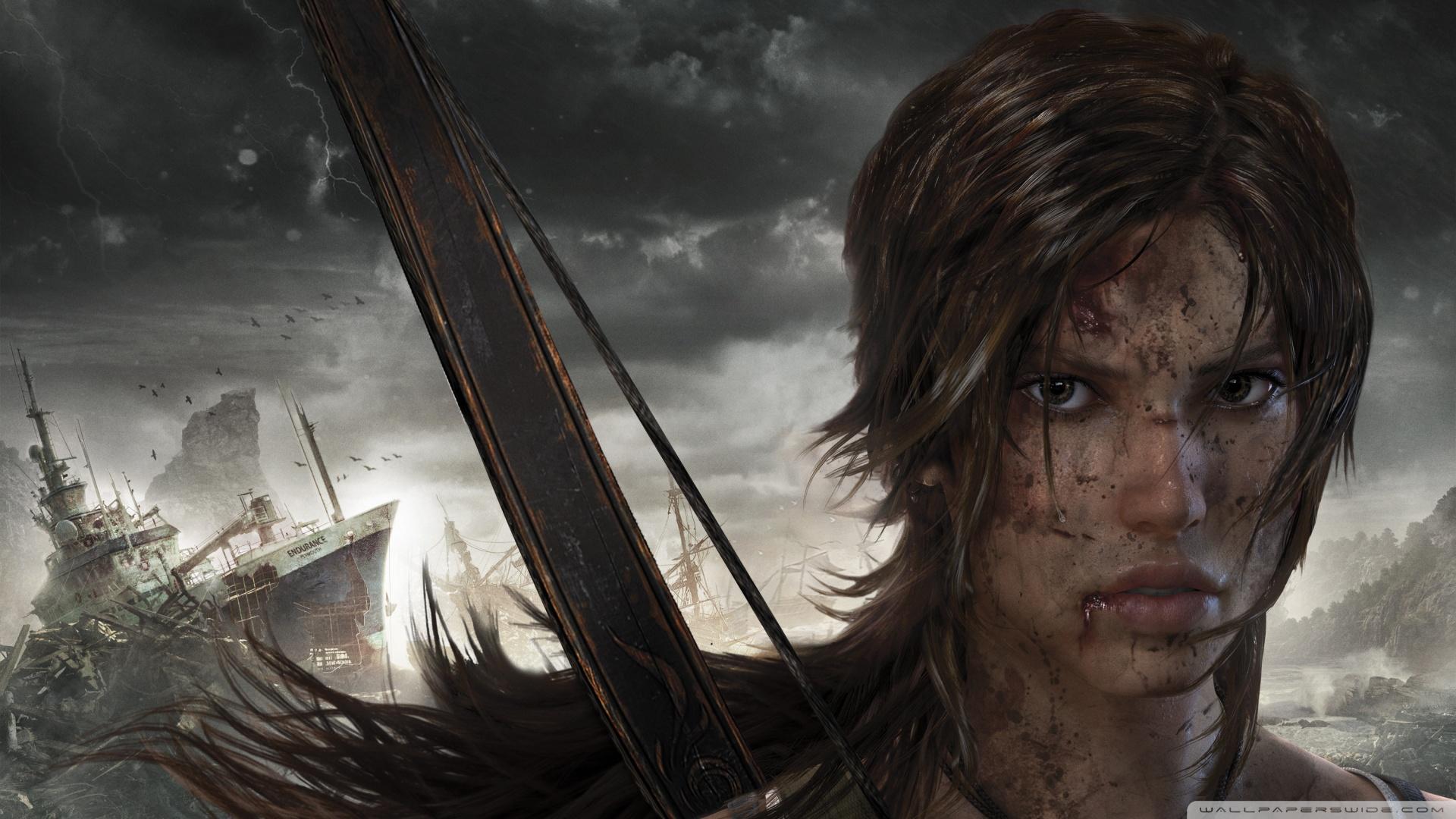 Tomb Raider 2013 Wallpaper 1920x1080 Tomb Raider 2013 1920x1080