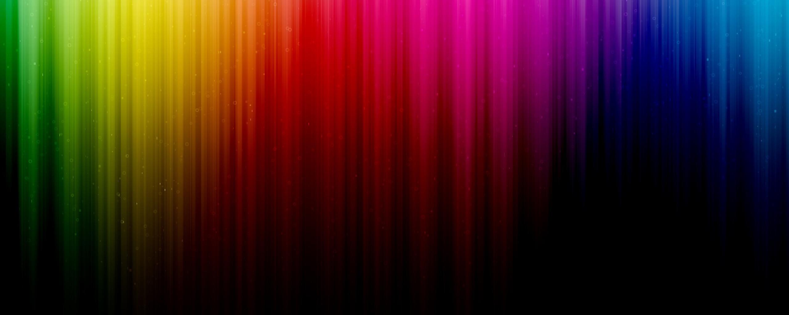 Shadow Stripes Vertical Dual Monitor Resolution HD Background 2560x1024