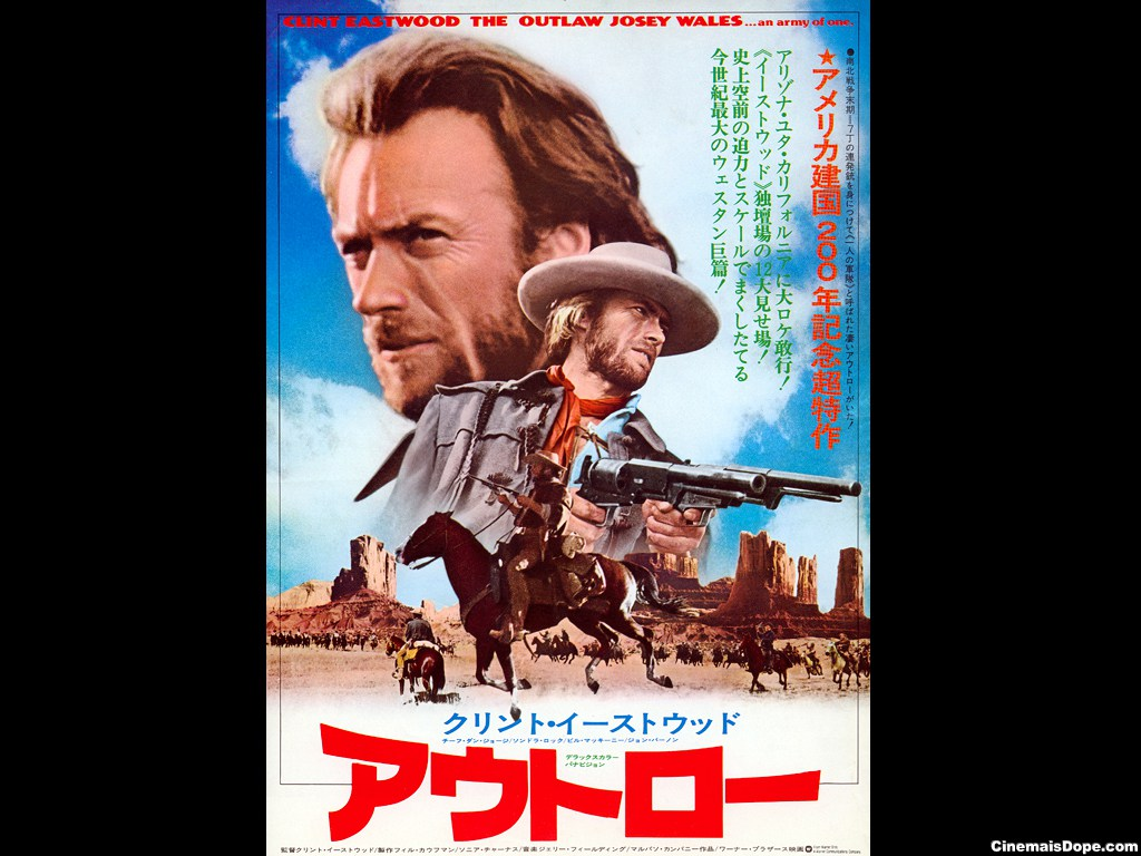 Father S Day Special The Outlaw Josey Wales Review 1024x768