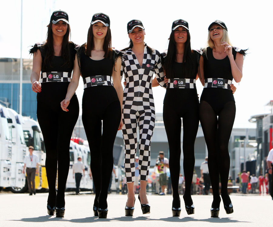 grid girls hd wallpapers - photo #14