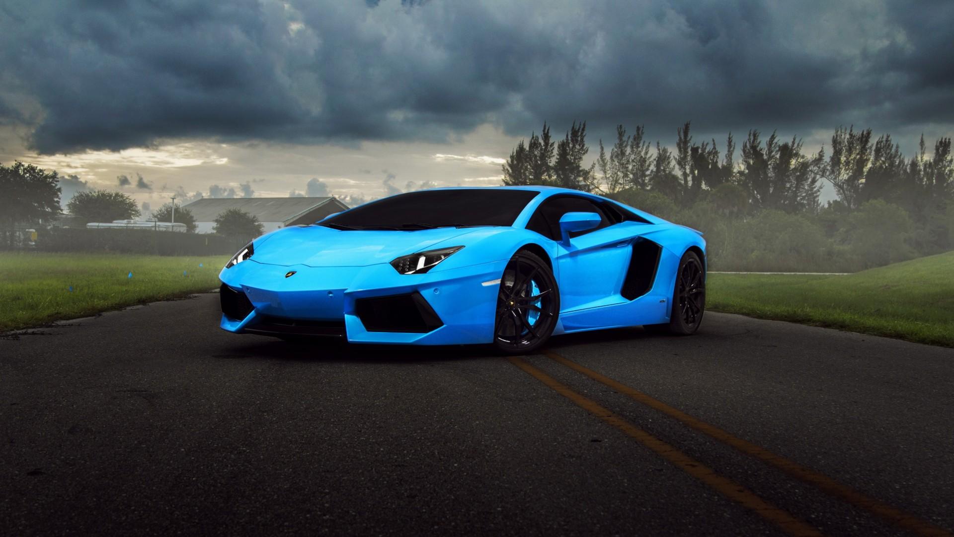 Lamborghini Aventador Spyder >> Supercars HD Wallpapers 1080p - WallpaperSafari