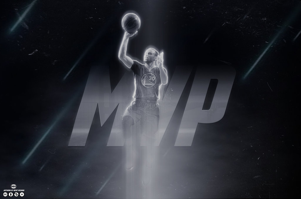 Stephen Curry MVP Wallpaper by NewtDesigns by newtdesigns 1024x677