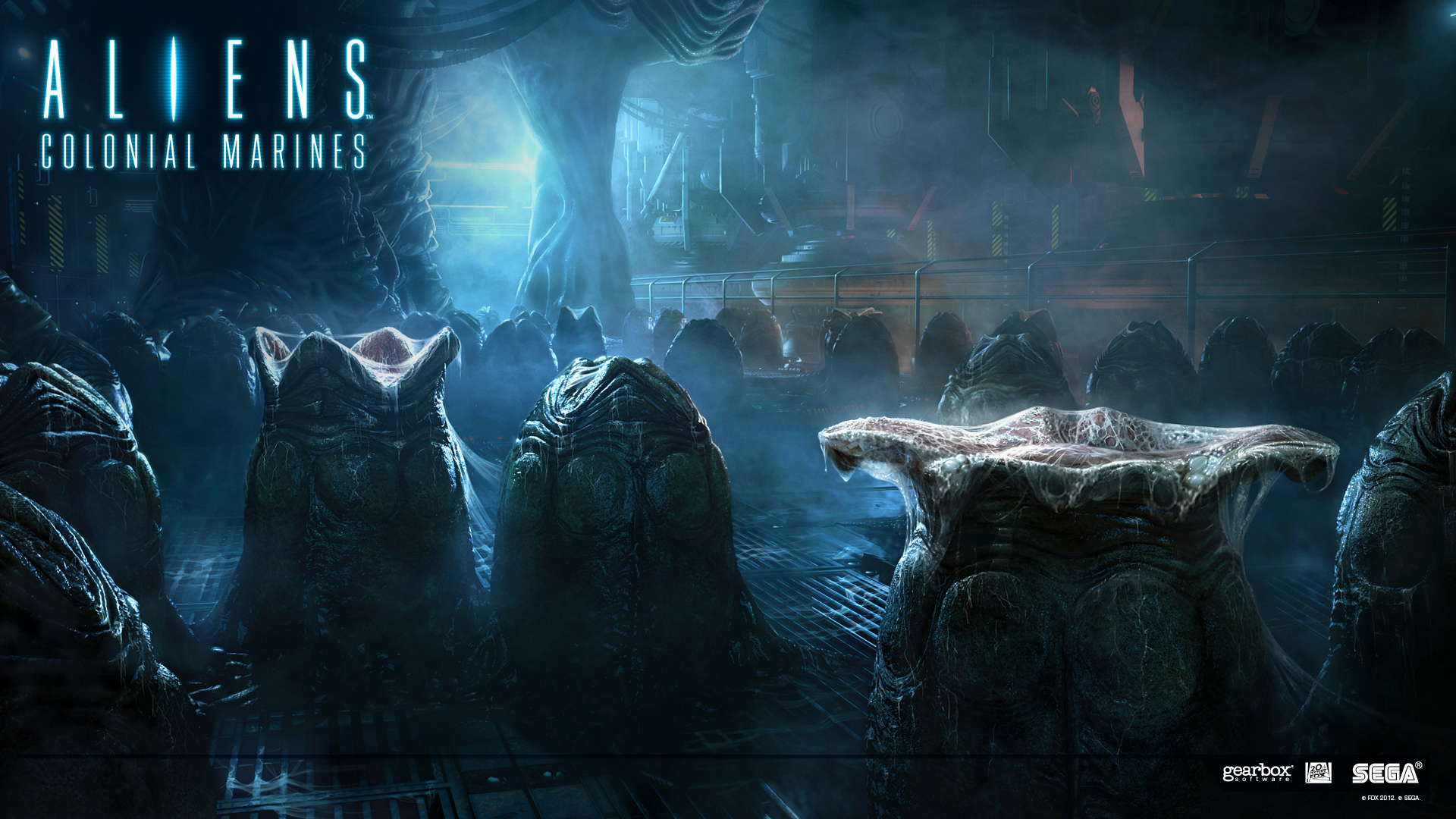 Aliens Colonial Marines Wallpapers HD Wallpapers 1920x1080