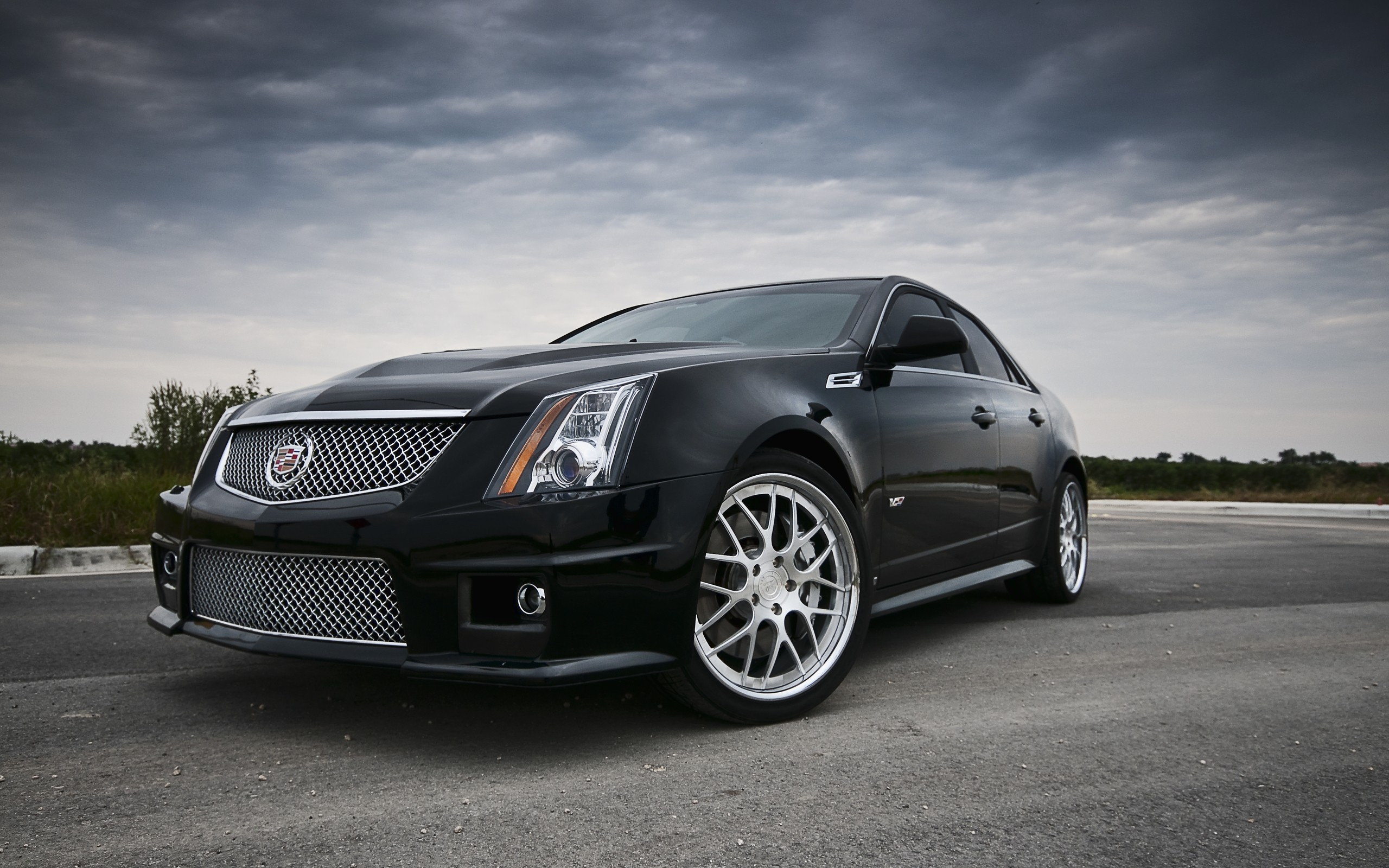 supercars tuning wheels racing sports cars luxury sport cars Cadillac 2560x1600