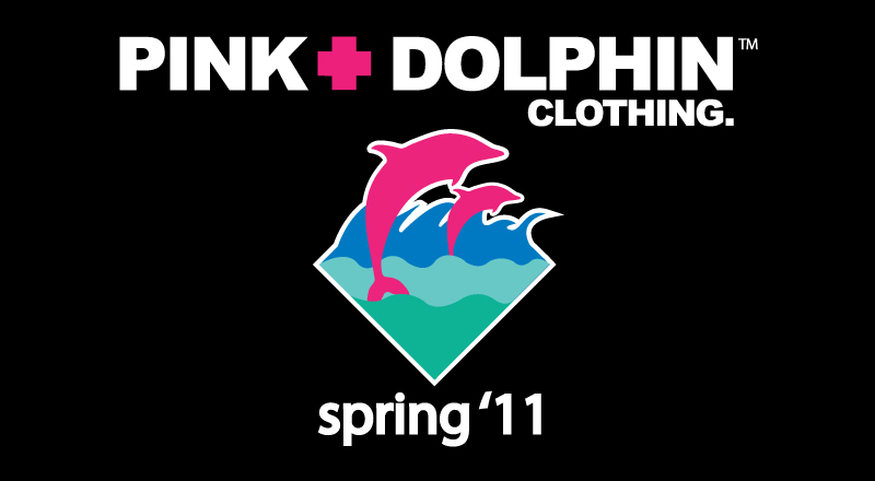 pink dolphin clothing wallpaper - photo #7
