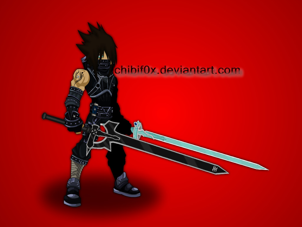 Free download Sword Art Online Avatar AQW Version by