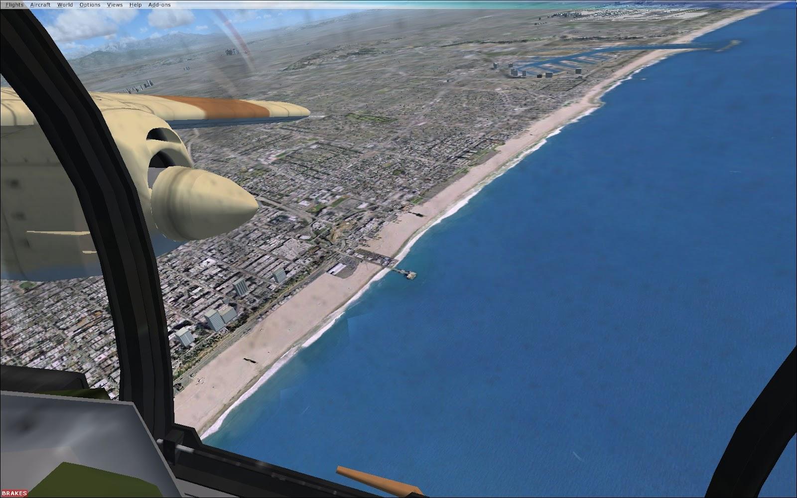 MY REAL FUN MICROSOFT FLIGHT SIMULATOR X BRONCO X ADDON 1600x1000