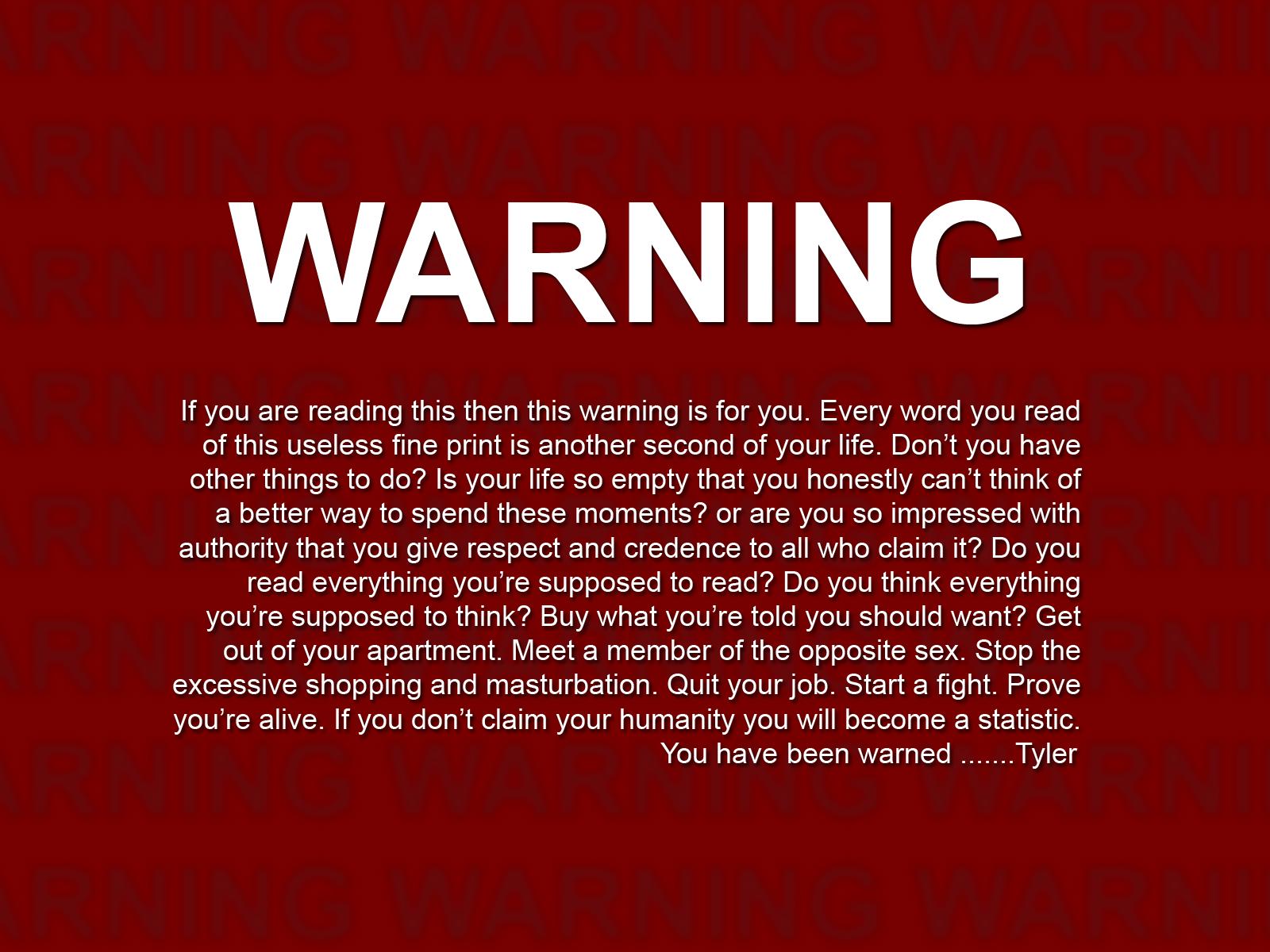 Warning v20 by freoment 1600x1200