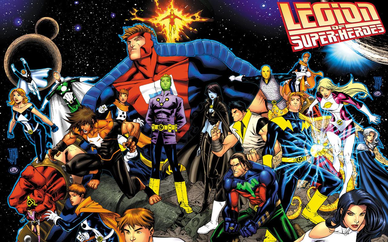 46+ DC Comics HD Wallpaper on WallpaperSafari