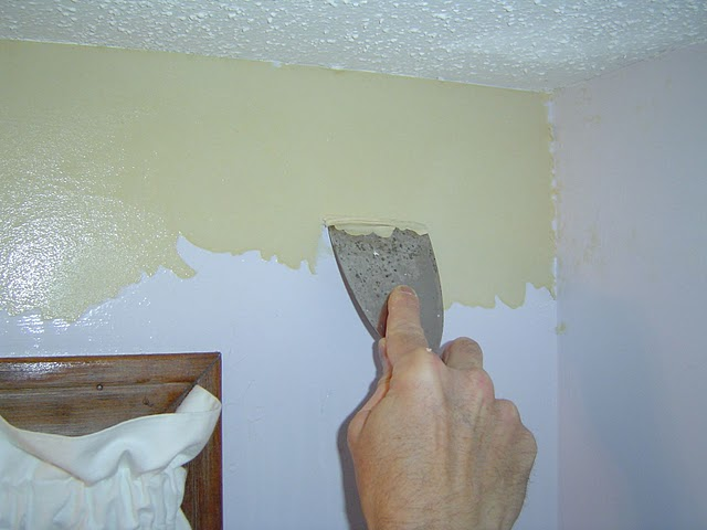 How To Remove A Wallpaper Border From Wallpaper 640x480